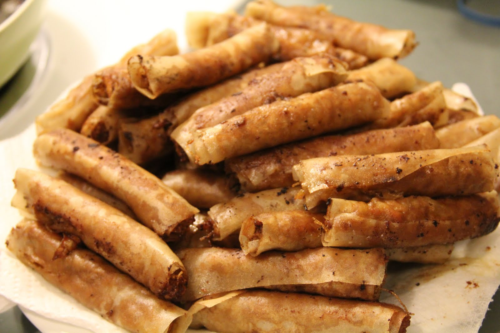 Lumpia Shanghai | Rubs Wanted