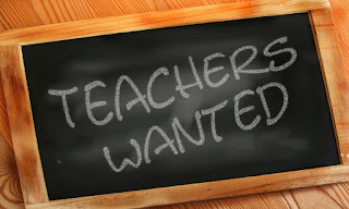 Teachers wanted in Scotland August 2015