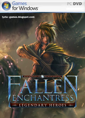 Fallen Enchantress: Legendary Heroes PC Cover