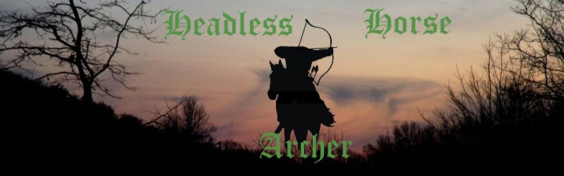 Headless Horse Archer