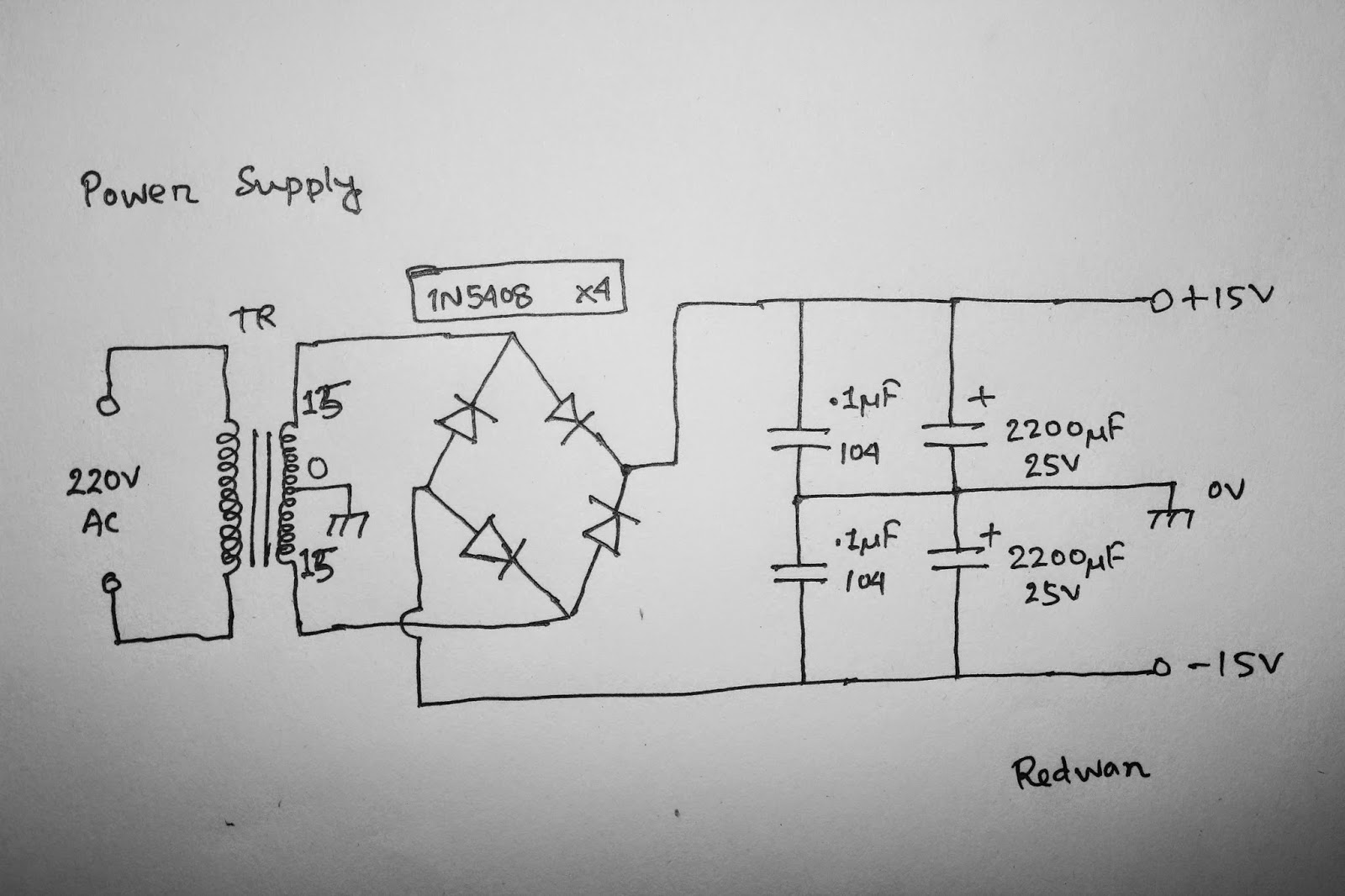 Scavengers Blog September 2013 4s Ct Wiring Diagrams Unregulated Dual Power Supply From Transformer