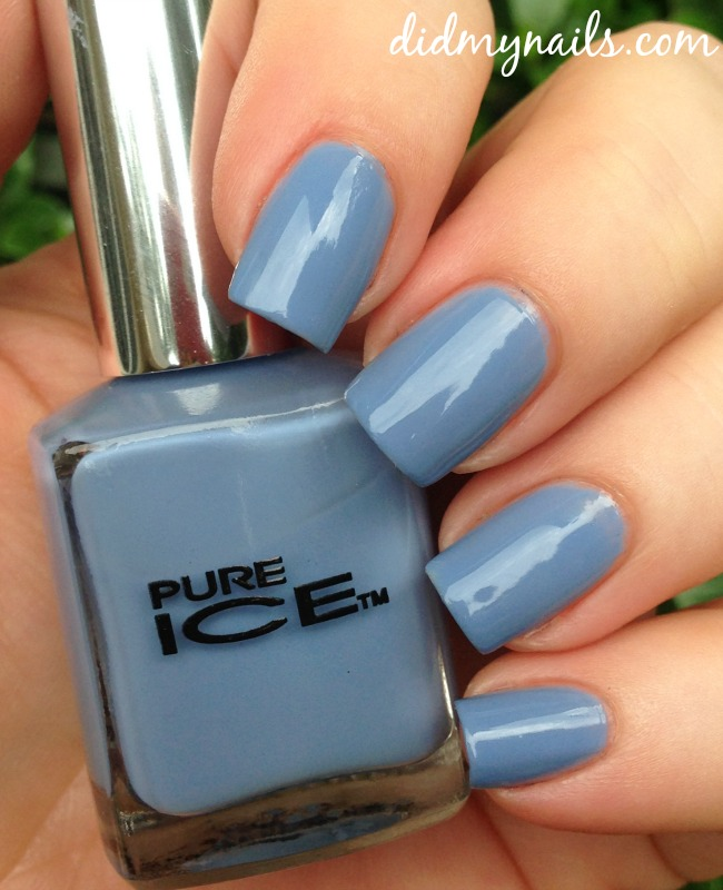 Pure Ice Kissy Kiss swatch