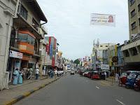 politique et publicite au sri lanka