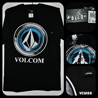 Kaos Surfing Volcom Kode VCM88