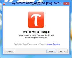 تحميل برنامج تانجو للكمبيوتر Download Tango للمكالمات المجانية