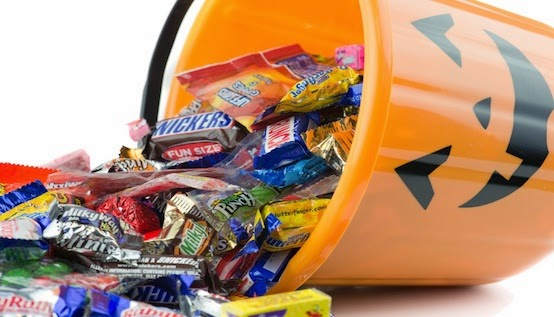 Sara Stakeley: How to Avoid the Halloween Candy Bowl