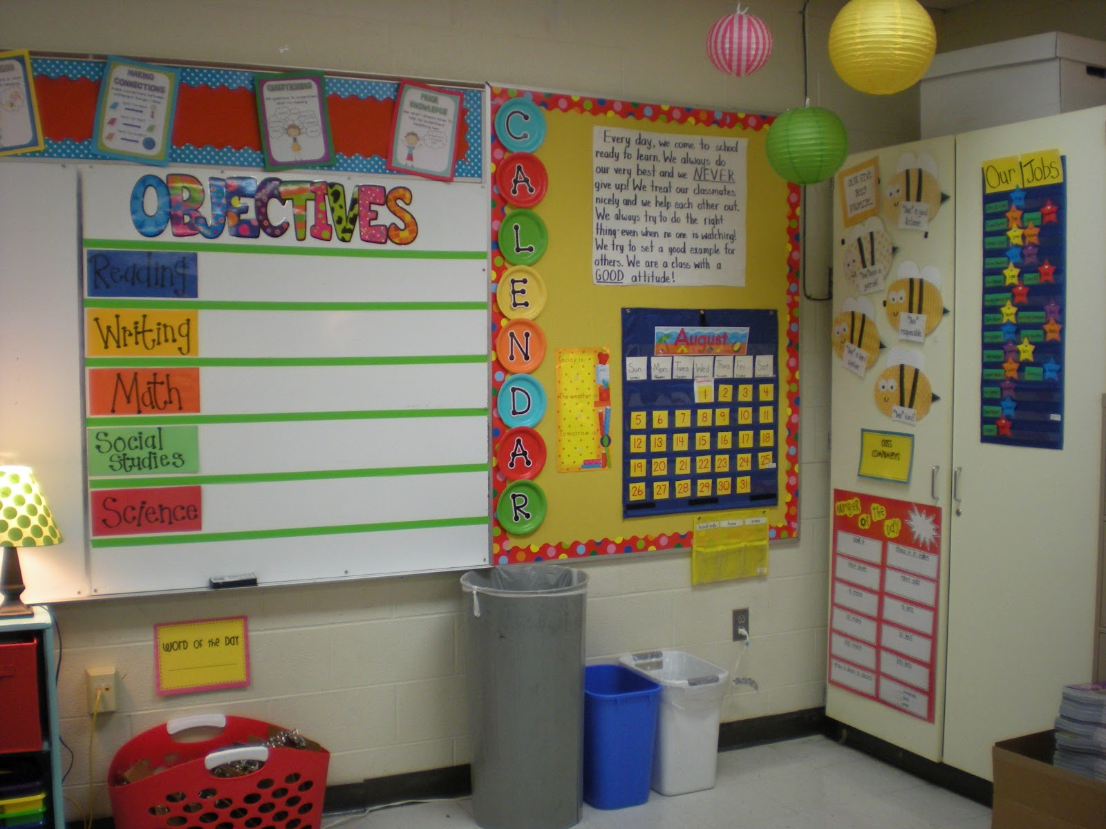 Classroom Ideas Bulletin Boards ~ The good life my new classroom