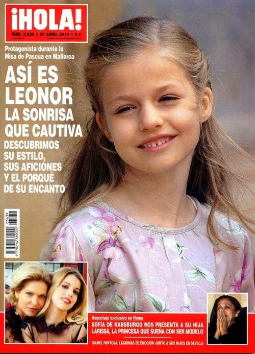 leonor princesa de asturias