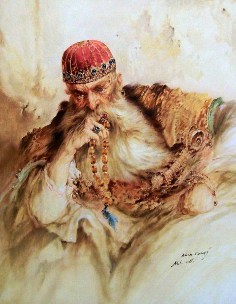 Agim Sulaj 1960 | Albanian Hyperrealist painter