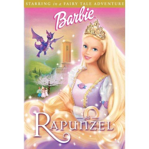 Barbie in Rapunzel (in Romana)