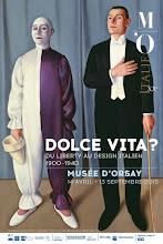 Actu expos / Dolce Vita? - Du Liberty au Design italien 1900 - 1940