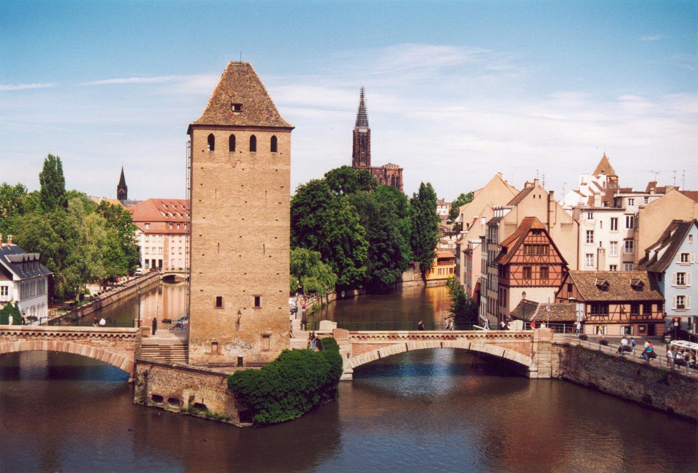 Top World Travel Destinations Strasbourg France