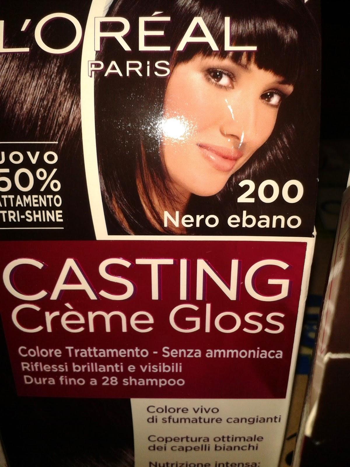 casting crème gloss : il colore professionale a casa tua!