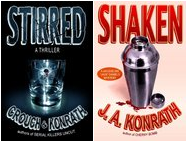 self-published authors - J. A. Konrath