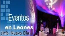 EVENTOS EN LEONES