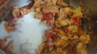 Punjabi chicken curry9