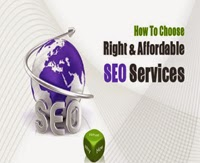 How to Select the Right SEO Services