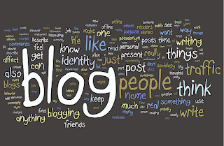 Loyal Blog Readers - Picture Of Blog Words
