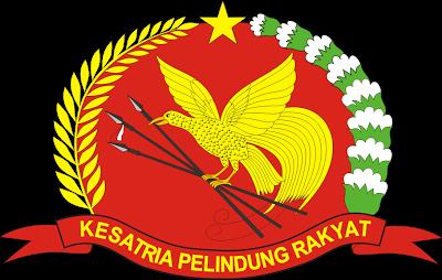 Logo Kodam XVII Cendrawasih