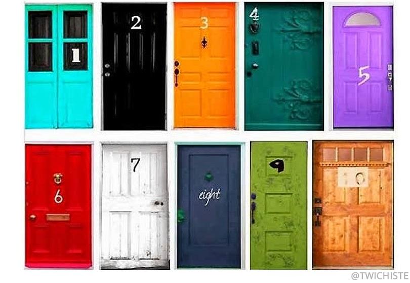 El Test de las 10 Puertas (Elige una y mira el resultado)...
