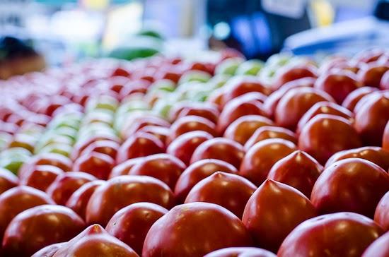 Raleigh Farmer's Market