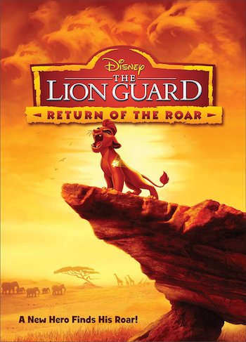 The Lion Guard Return Of The Roar 2015 Dual Audio Movie Download