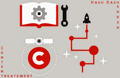 #Content Treatment for Social Media Campaigns via #hshdsh // www.hshdsh.com