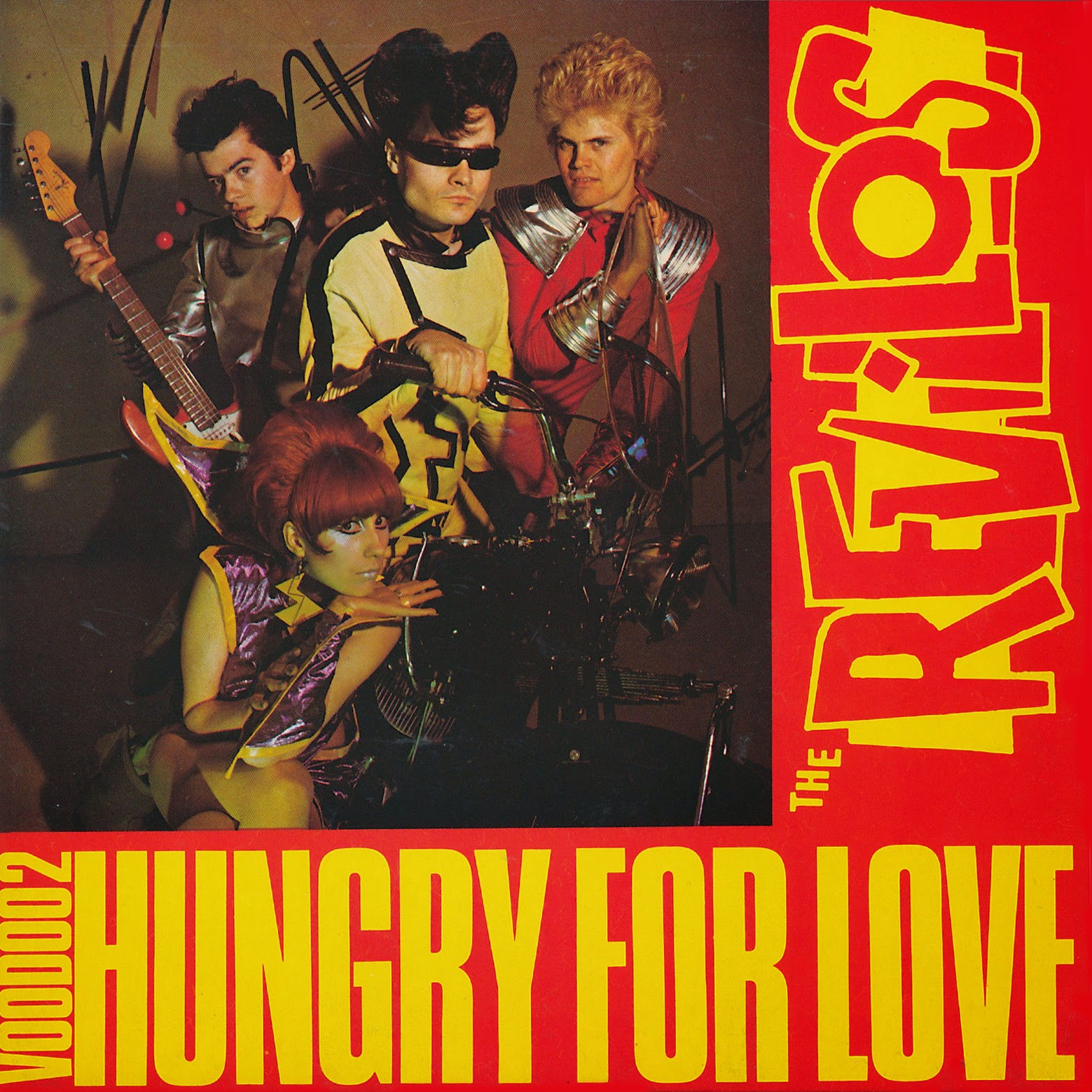 Revillos Hungry For Love