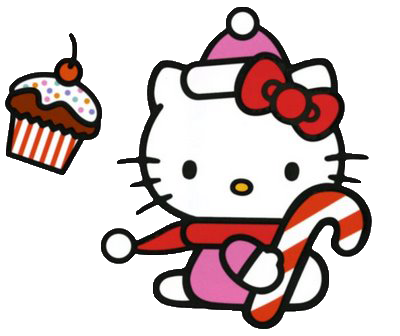 Image Result For Hello Kitty Christmas