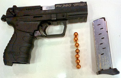 Loaded Firearm (ATL)