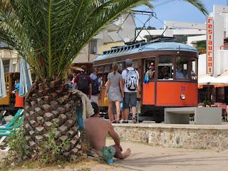 Tramway of Port de Soller
