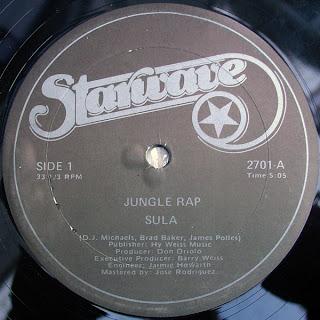 Sula - Jungle Rap