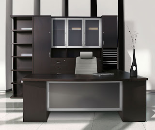 Global Total Office Zira Desk Configuration