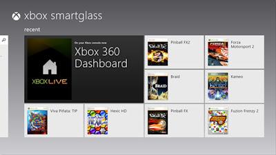 Tampilan Terbaru Windows 8
