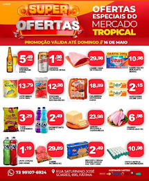 MERCADO, AÇOUGUE E PADARIA TROPICAL