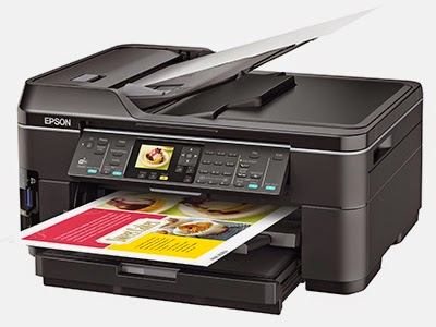 Driver for epson workforce wf-7610