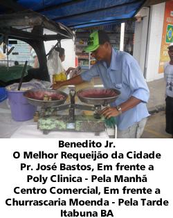 Benedito Jr. Do Requeijão