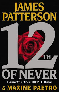 Download 12th of Never by James Patterson PDF for Free