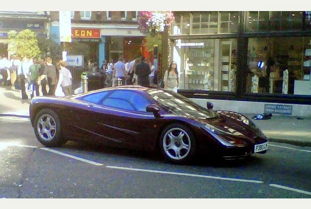 Mr Bean sold his McLaren F1 at the price of USD 12 Million