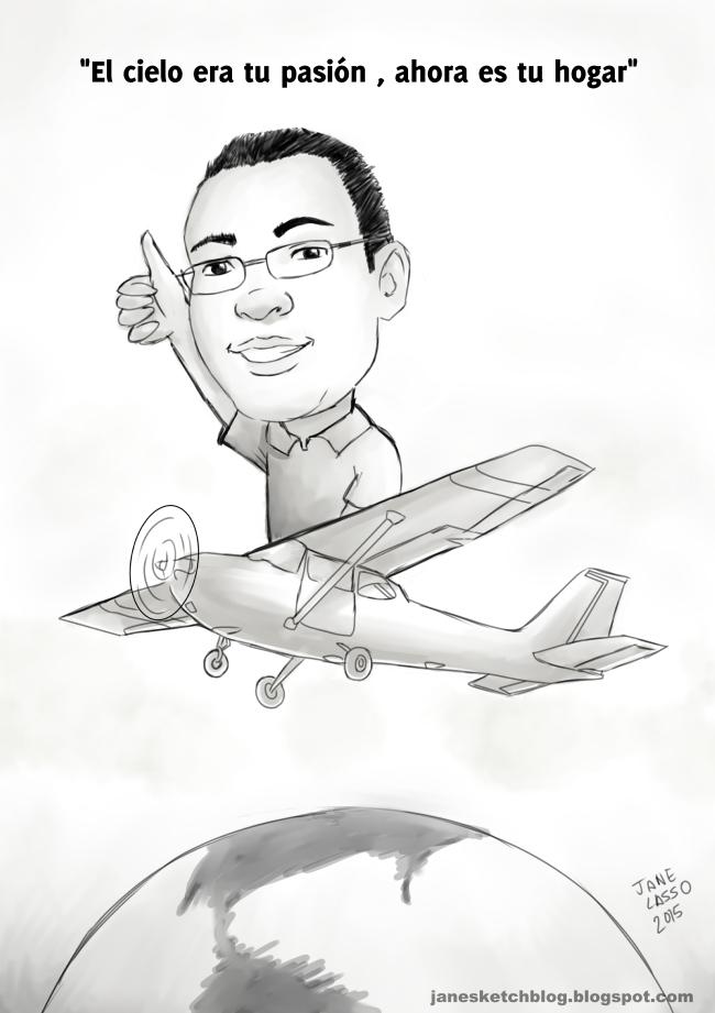 Caricatura digital por encargo