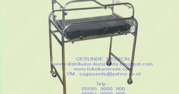 Jual Baby Box Baby Cot Stainless Steel