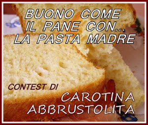 Contest buono come il pane con... La pasta madre
