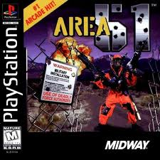 Area 51 - PS1 - ISO Download