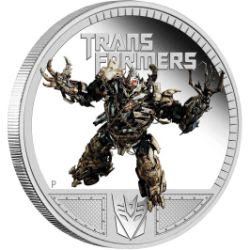 Megatron coin