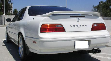 Mimb Body Jewelry Deflector Acura Legend Coupe Parts - Acura legend parts