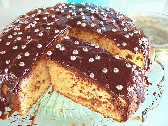 Κέικ χωρίς Αλεύρι-Low Carb