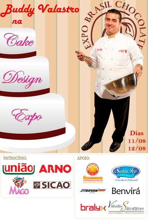 Buddy na Cake Desing