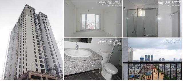 tiến độ dự án hud3 tower tháng 7-2013