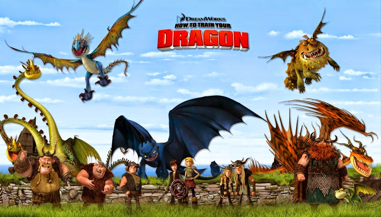 How to train your dragon 2010 kartun usa brrip 1080p yify 1400 mb a second sequel how to train your dragon 3 is to be released on june 29 2018 the films success has also inspired other merchandise including a video ccuart