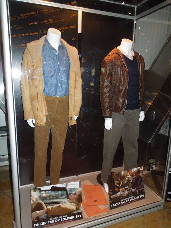 Tinker Tailor Soldier Spy film costumes